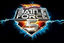 Hot Wheels: Battle Force 5 Episode Guide Logo