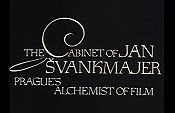 The Cabinet Of Jan Svankmajer The Cartoon Pictures