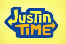 Justin Time Episode Guide Logo