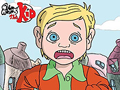 Gahan Wilson's The Kid Pictures To Cartoon