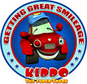 Kiddo The Super-Truck Free Cartoon Pictures