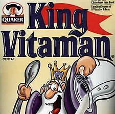 King Vitaman Episode Guide Logo