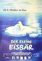 Der Kleine Eisb�r (The Little Polar Bear) The Cartoon Pictures