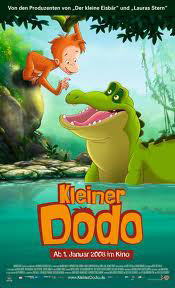Kleiner Dodo Cartoon Picture