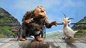Det Siste Norske Trollet (The Last Norwegian Troll) Picture To Cartoon