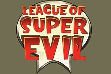 League Of Super Evil Episode Guide Logo