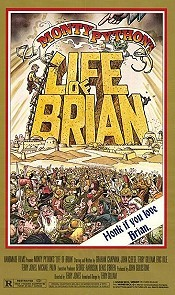 Monty Python's Life Of Brian Picture Of Cartoon