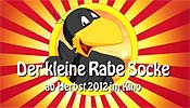 Der Kleine Rabe Socke (The Little Raven) Cartoon Character Picture