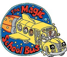 The Magic School Bus Episode Guide Logo