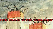 The Man Who Walked Between The Towers Cartoon Picture