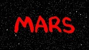 Mars Cartoon Picture