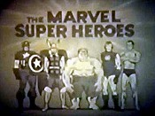 The Marvel Superheroes Show Cartoon Picture