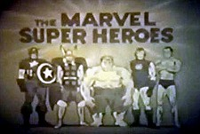 The Marvel Superheroes Show