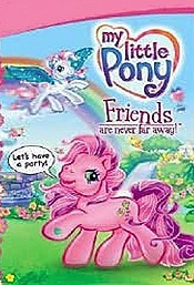My Little Pony: Friends Are Never Far Away Cartoon Picture