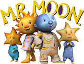 Mr. Moon (Series) Cartoon Pictures