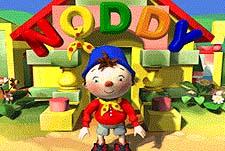 Noddy In Toyland  Logo