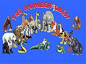 Number Crew On Wheels Cartoon Picture