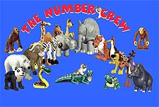 The Number Crew Episode Guide Logo