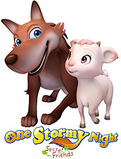 One Stormy Night (Series) Cartoon Funny Pictures