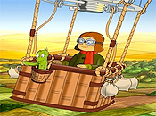 Oscar the Balloonist (Series) Pictures Of Cartoons