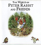 The Tale Of Peter Rabbit And Benjamin Bunny Cartoon Picture