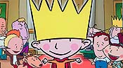 Une Fusee Royale (A Royal Fusee) Free Cartoon Pictures