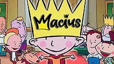 Le Petit Roi Macius Episode Guide Logo