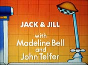 Jack & Jill Cartoon Picture