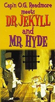 Cap'n O. G. Readmore Meets Dr. Jekyll And Mr. Hyde Picture Of Cartoon