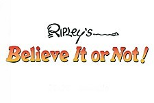 Ripley's Believe It or Not! Episode Guide Logo