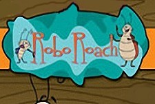 RoboRoach Productions Studio Logo
