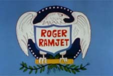 Roger Ramjet Episode Guide Logo