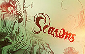 Seasons Picture Into Cartoon