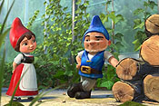 Sherlock Gnomes Cartoon Pictures
