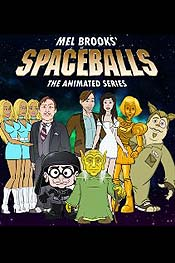 Spaceballs of the Caribbean Cartoon Character Picture