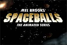Spaceballs: The Animated Series Episode Guide Logo