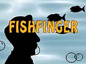 Fishfinger Cartoon Picture