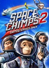 Space Chimps 2: Zartog Strikes Back Cartoon Picture