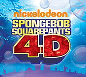 SpongeBob SquarePants 4-D Pictures In Cartoon