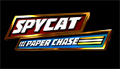 Spycat and the Paper Chase Cartoon Picture