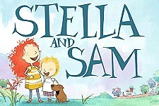 Stella And Sam Episode Guide Logo