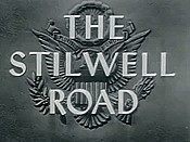 The Stilwell Road Free Cartoon Picture