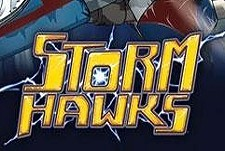 Storm Hawks Episode Guide Logo
