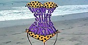 How To Stuff A Wild Bikini Free Cartoon Picture