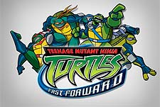 Teenage Mutant Ninja Turtles: Fast Forward Episode Guide Logo