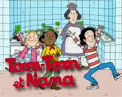 Tom-Tom et Nana (Mission Tom-Tom and Nana) Cartoon Picture