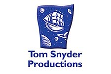 Tom Snyder Productions Studio Logo