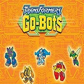 Transformers: Go-Bots Picture To Cartoon