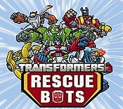 Transformers: Rescue Bots (Series) Cartoon Picture