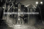 Seven Minutes In The Warsaw Ghetto Cartoon Picture
